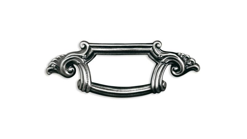 Classic furniture handles Tiradores románticos 74, 75