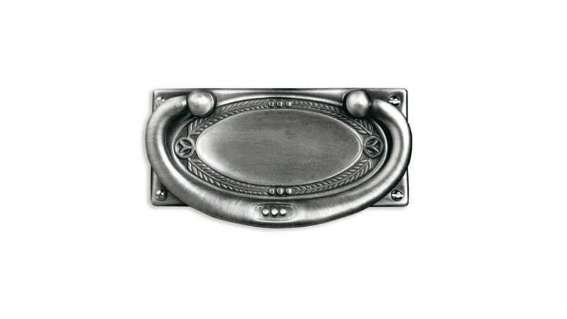 Classic furniture handles Asas con placa 60, 61
