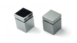 Accesorios para muebles Soporte repisa cristal 2186