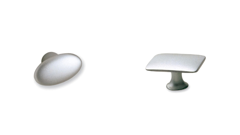 Furniture handles Pomo moderno  2008, 2076P, 2079P