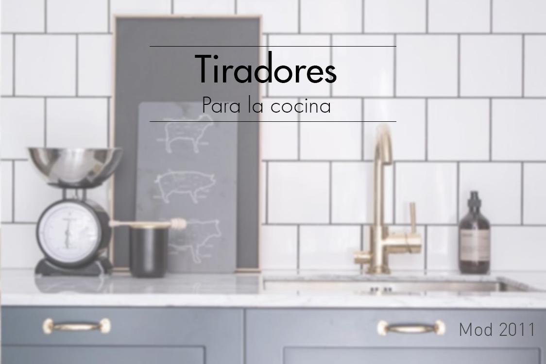 Tiradores para muebles de cocina cool muebles de madera for Tiradores para muebles de cocina