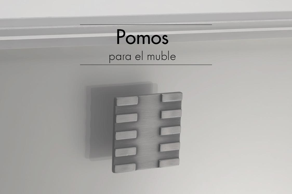 Descubre nuestros pomos para mueble herrajes sabalo for Pomos para armarios